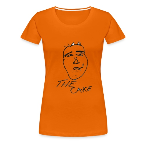 The Cake - Women's Premium T-Shirt