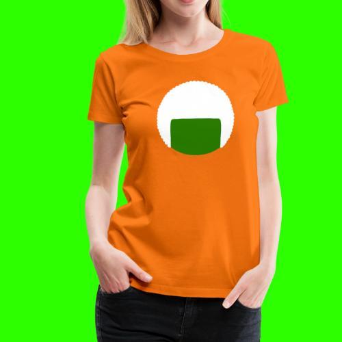 ONIGIRI - T-shirt Premium Femme