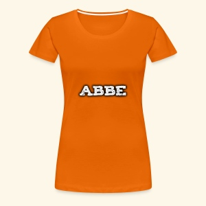 AbbeMerch - Premium-T-shirt dam