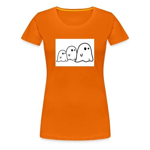 fantomes #1 - T-shirt Premium Femme