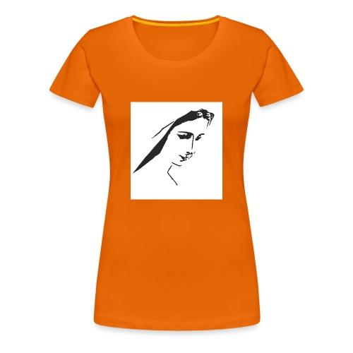 Reagina della Pace Medjugorje - Maglietta Premium da donna