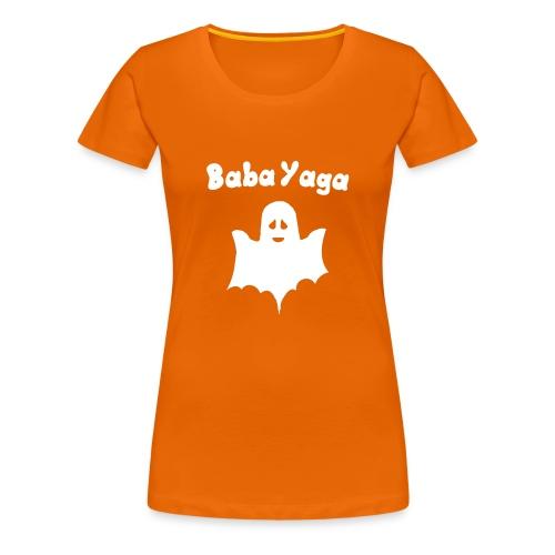 Baba Yaga die Geister Saga aus dem Comic Film - Frauen Premium T-Shirt