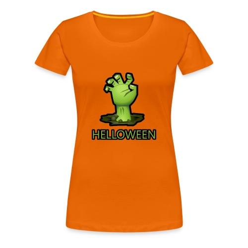 Halloween - T-shirt Premium Femme