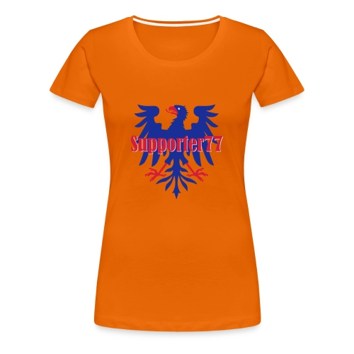 Supporter77 - Premium-T-shirt dam