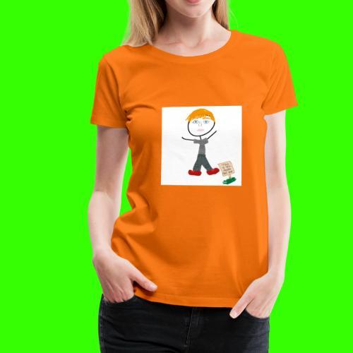 THE AUSTIN HALL (AKA THEBIGBEEFIS) TOUR - Women's Premium T-Shirt