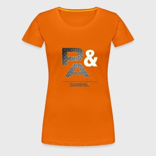 P&A - Camiseta premium mujer