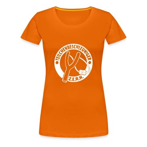 Teilchenbeschleuniger Z.E.R.N. - Frauen Premium T-Shirt