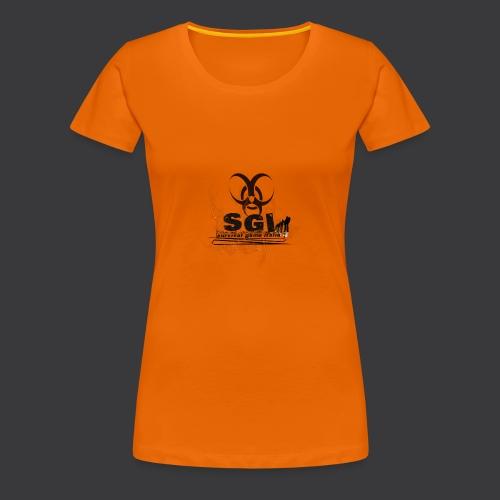 sgi-png - Maglietta Premium da donna