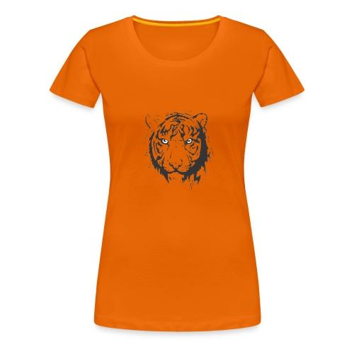 Tiger - Camiseta premium mujer