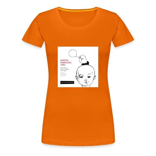 Out of the White - Mens Organic T-Shirt - Women's Premium T-Shirt