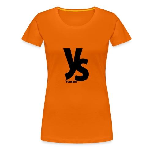 Yousum sweater - Vrouwen Premium T-shirt