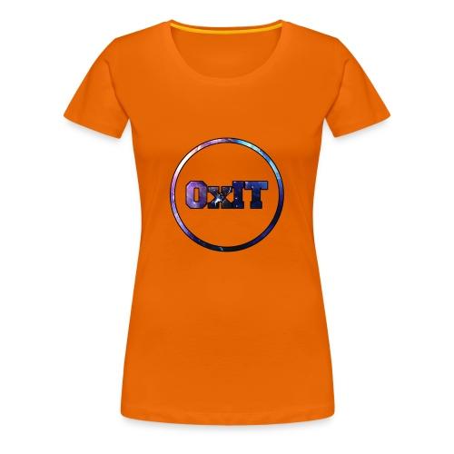 OxIT CLAN - Vrouwen Premium T-shirt