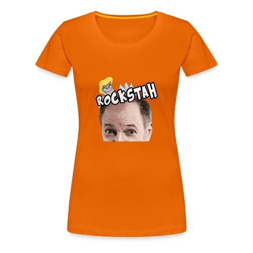 T-Shirt Vasco ROCKSTAH - Maglietta Premium da donna