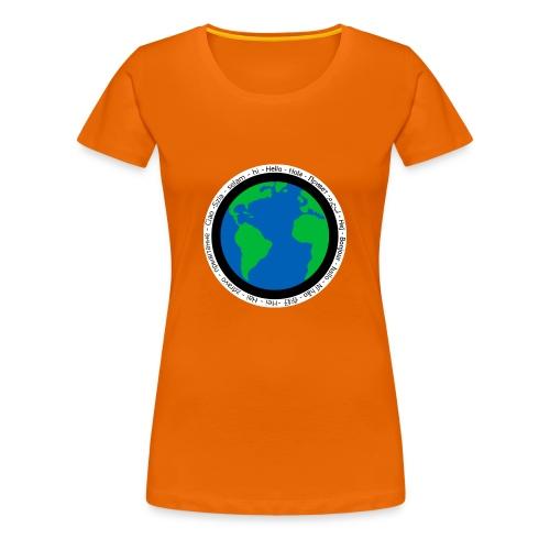 We are the world - Women's Premium T-Shirt