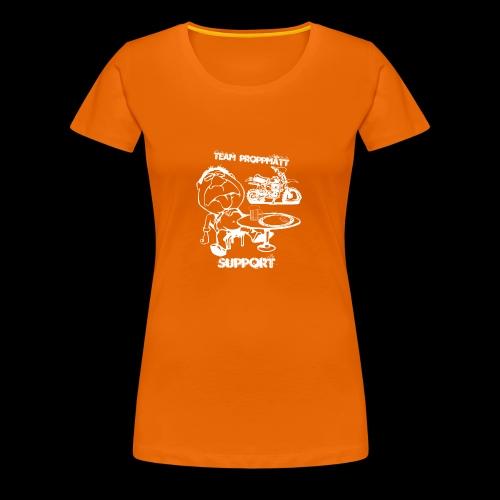 Mugg - Premium-T-shirt dam