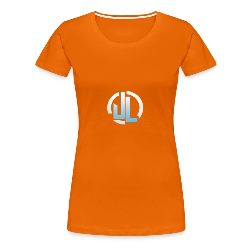 The JL Logo - Women's Premium T-Shirt