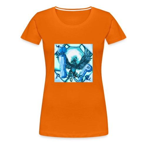 Logo du serveur ! - T-shirt Premium Femme