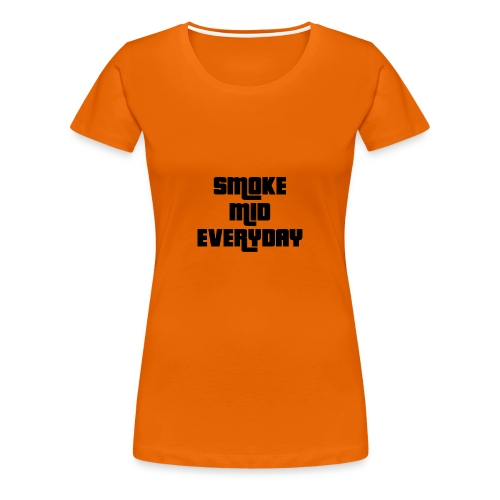 CSGO - Smoke Mid Everyday - Women's Premium T-Shirt