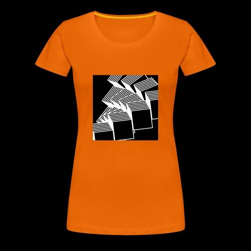 Squares - Maglietta Premium da donna
