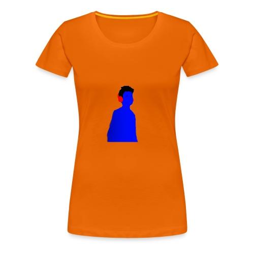BluenticPic - Maglietta Premium da donna