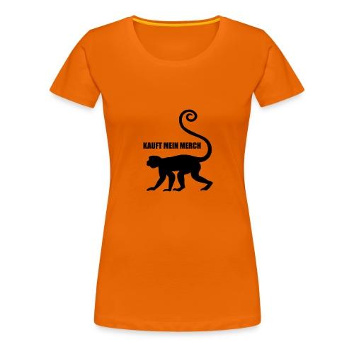 Kauf Mein Merch - Frauen Premium T-Shirt