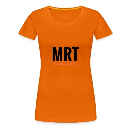 MRT - Camiseta premium mujer