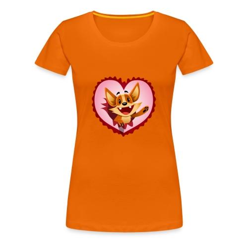 Fuchs 2 - Frauen Premium T-Shirt