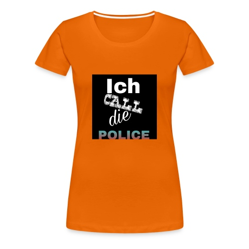 Policefriends - Frauen Premium T-Shirt