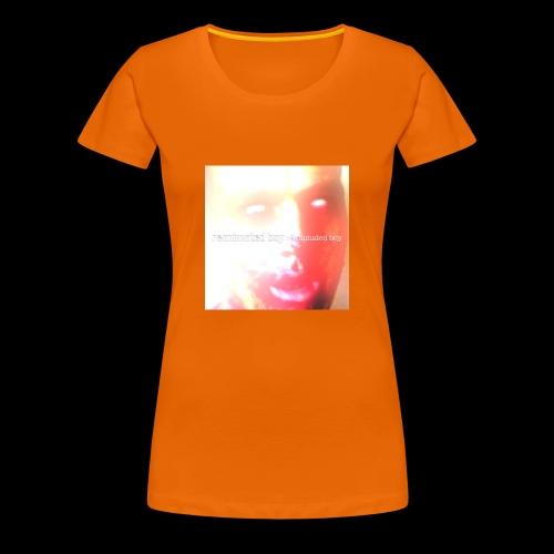 Reanimated boy single cover - Women's Premium T-Shirt