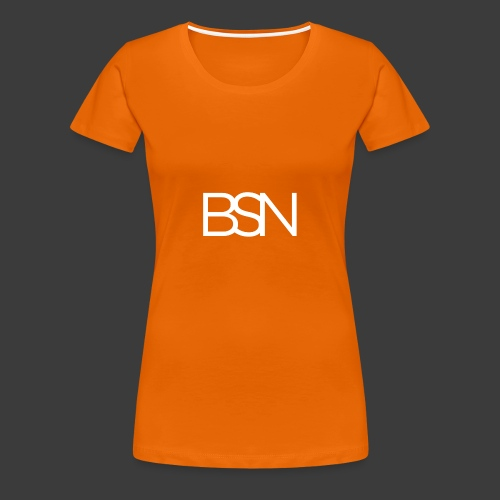 BSN Official Shirt - Women's Premium T-Shirt
