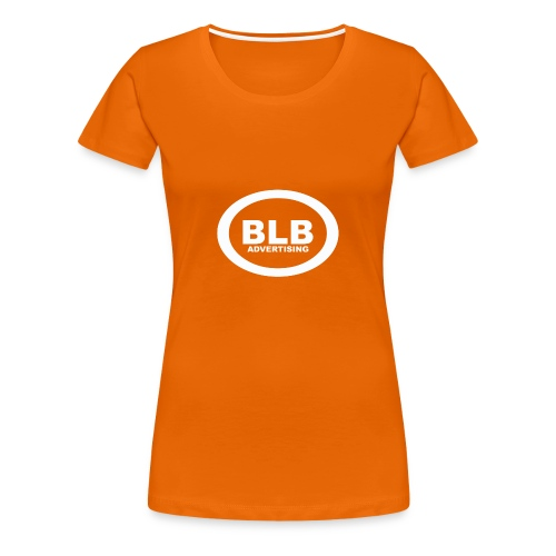Official BLB Advertising Follower Merch - Women's Premium T-Shirt