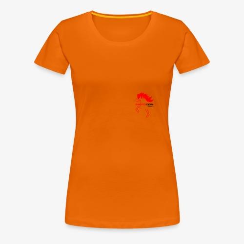 Logo IPZS neu2 - Frauen Premium T-Shirt