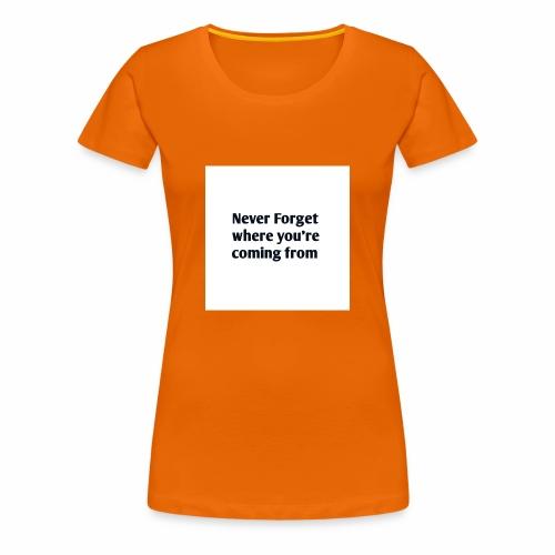Logopit 1535914018643 - Women's Premium T-Shirt