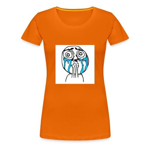 happy-cuteness-overload-l - Women's Premium T-Shirt