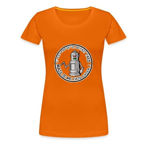 Padak-Or - T-shirt Premium Femme