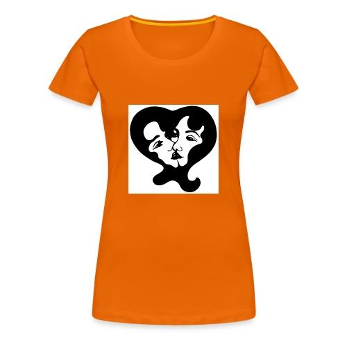 Girl Action - Women's Premium T-Shirt
