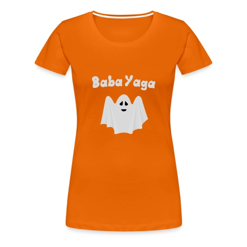 Baba Yaga das Geister Phantom, Comic Film - Frauen Premium T-Shirt