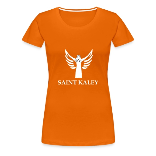Saint Kaley - Frauen Premium T-Shirt