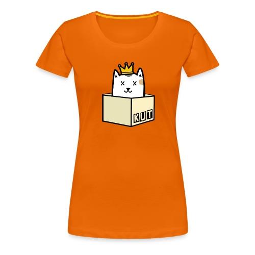 Kut Kingsday 2018 - Vrouwen Premium T-shirt