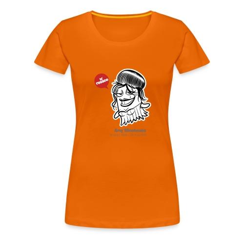 27 Club A.W. Tee Shirt - Women's Premium T-Shirt