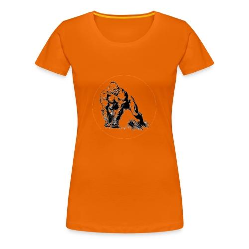 Was für ein Affe - Frauen Premium T-Shirt
