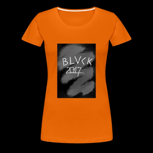 #Blvack2017 - Frauen Premium T-Shirt