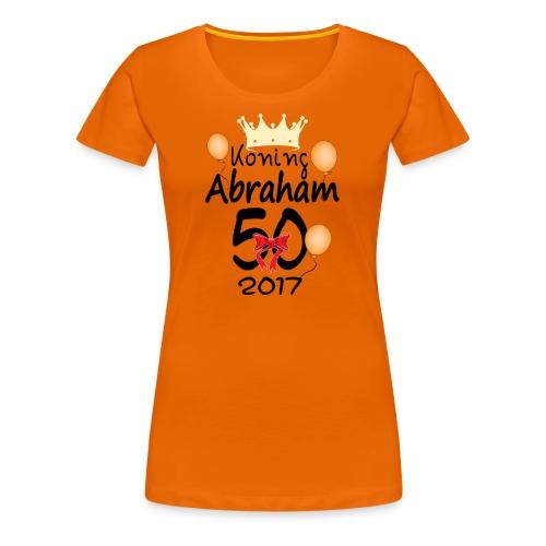 Alex 50 jaar - Vrouwen Premium T-shirt