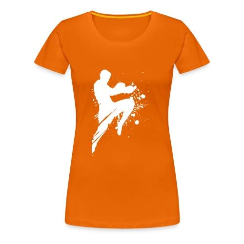 Kampfsport Lausitz Cottbus Logo - Frauen Premium T-Shirt