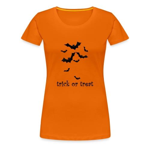 TRICK OR TREAT - Women's Premium T-Shirt