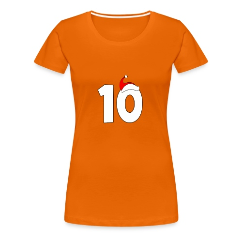 Top10FreshThings christmas - Women's Premium T-Shirt