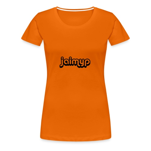Jaimyp Merchendise - Vrouwen Premium T-shirt