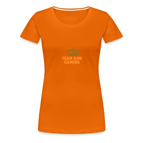 Team_Qmbgaming - Vrouwen Premium T-shirt