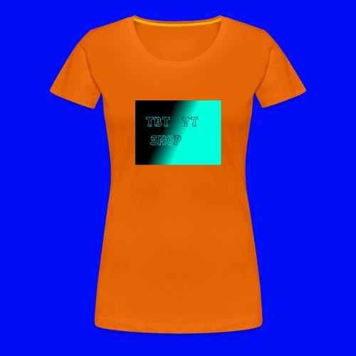 tbt shop - Premium T-skjorte for kvinner