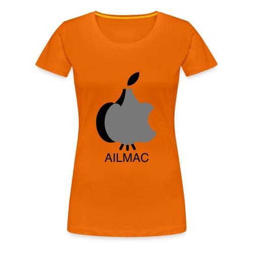 AILMAC - T-shirt Premium Femme